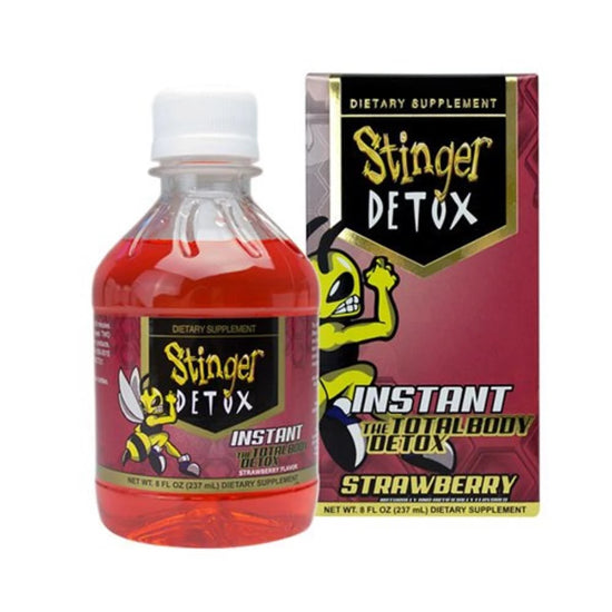 Stinger Instant 8oz Detox Stinger wholesale Mega Distribution
