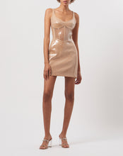 Load image into Gallery viewer, Sequins mini dress