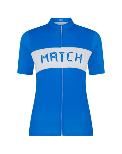 Game Match Cycling Top