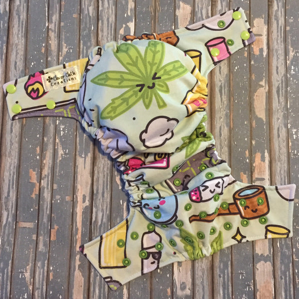 420 Cloth Diaper - Made to Order