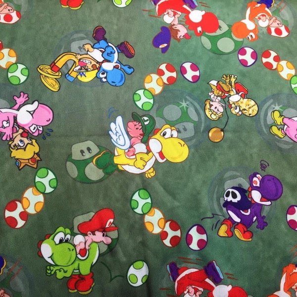 Baby Yoshi Cloth Diaper - Made to Order