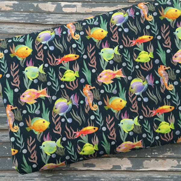 Fishies Preflat - Made to Order