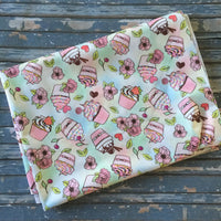 Cupcakes Cloth Diaper - Made to Order