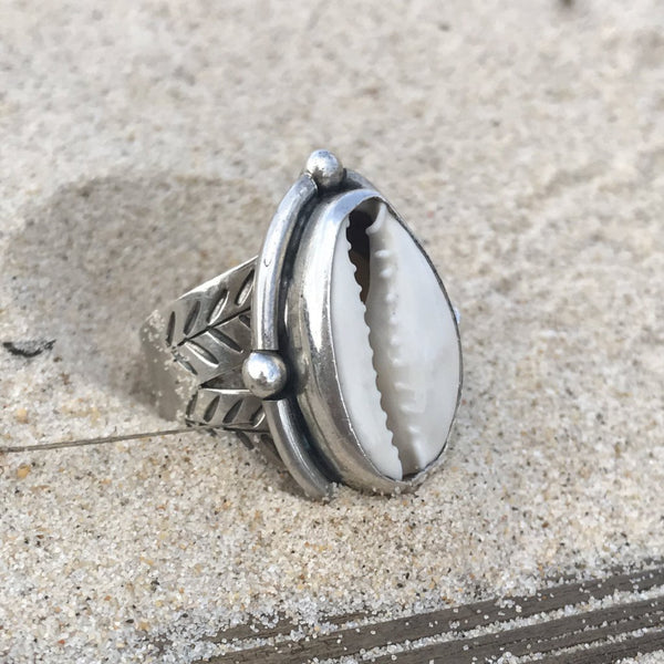 Girl of the Ocean Ring