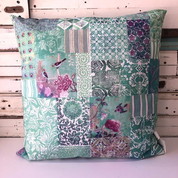 Primavera Outdoor Canvas Cushion