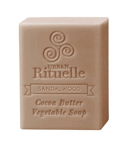 Cocoa Butter Soaps - Sandalwood