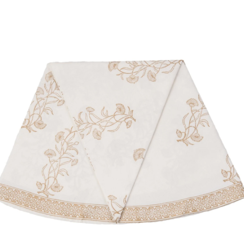 Round Bouti Tablecloth