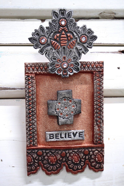 Believe Copper Arch