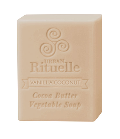 Cocoa Butter Soap - Vanilla & Coconut