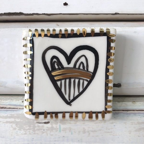 Mini Heart Tile