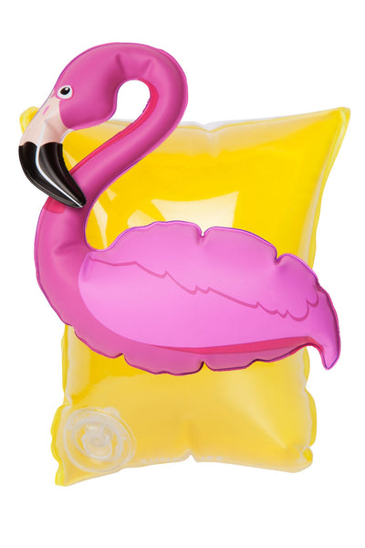 Arm Band Floaties Flamingo S/2- WAS $17.95 ~ NOW $