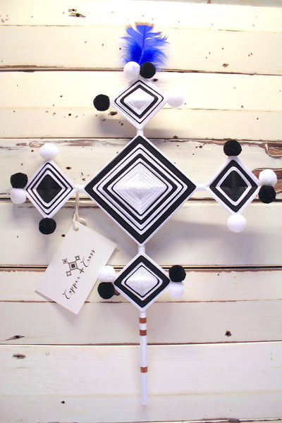 Athens Cross Wall Hanging - WAS $159 - NOW $95.00
