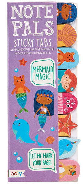 Note Pals - Mermaid Magic
