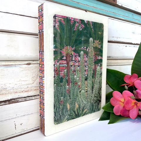 Born Wild Ply Print - Charcoal