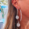 Silent Melody Earrings