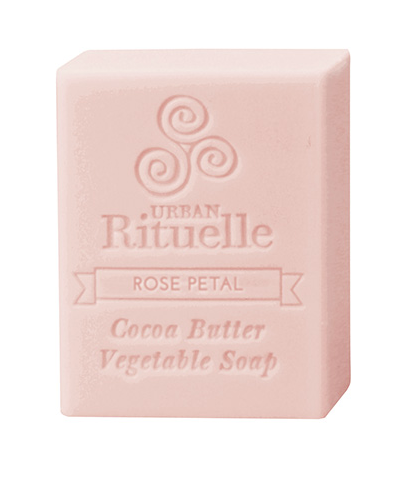 Cocoa Butter Soap - Rose Petal