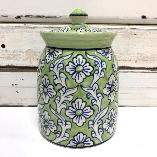 Lime Delight Canister