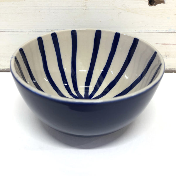 Chino Navy Sunray Bowl