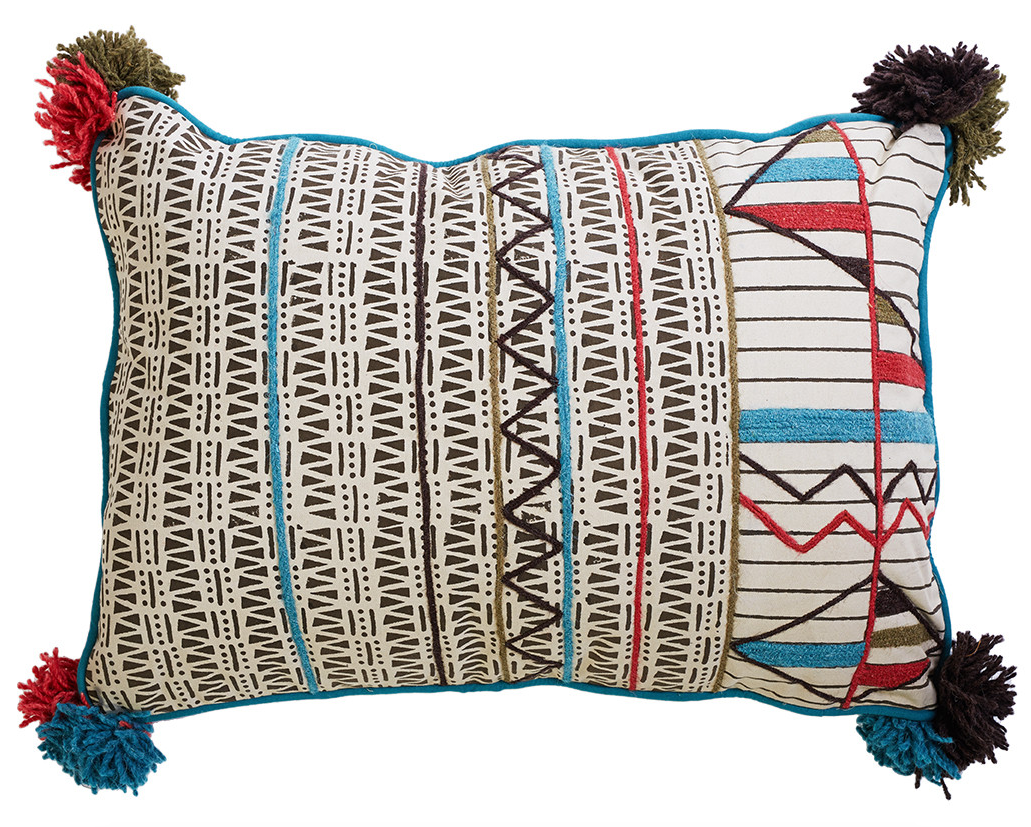 Nomad Maharaja Cushion - WAS $119.95 ~ NOW $71.95