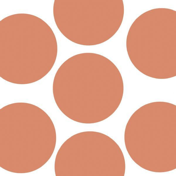 Wall Stickers - Sml Copper Dots.............. (WAS $28.95 - NOW $17.35)