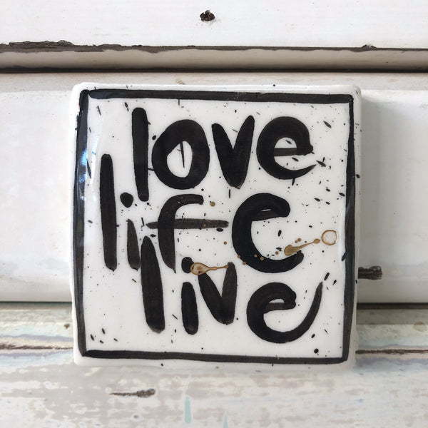 Mini Love Life Tile