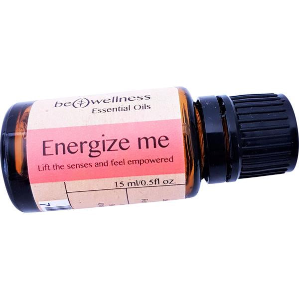 Be Wellness Essential Oil Blend - Energize Me