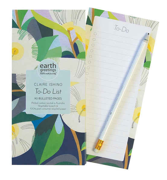Claire Ishino To-do List - Lemon Scented Gum