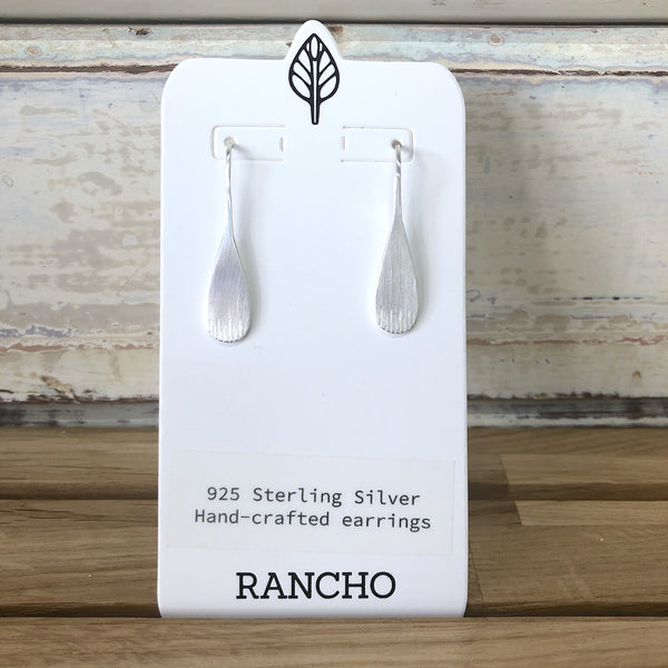 Spoon Hook Earrings