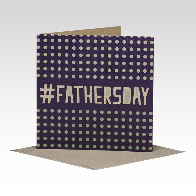 #Fathers Day Card