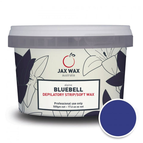 Alpine Bluebell Soft Wax