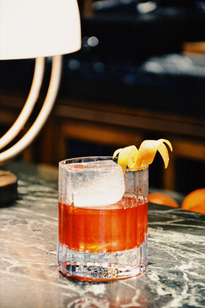 BURNS NIGHT SPECIAL - BARLEY & BUTTER BOULEVARDIER