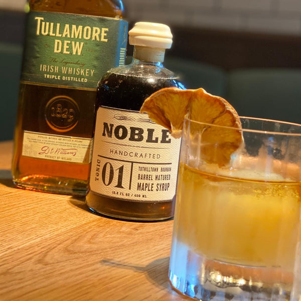 THANKSGIVING SPECIAL: JAMESTOWN OLD FASHIONED