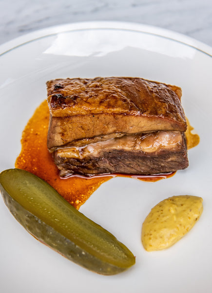 Darby's Dine in for Two: Glazed Short Rib Three Course Meal