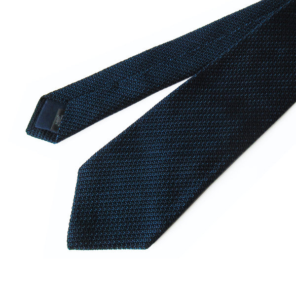 Fresco Tie (Dark Navy)