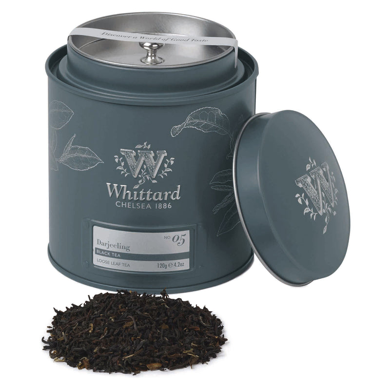 Darjeeling Loose Tea Caddy