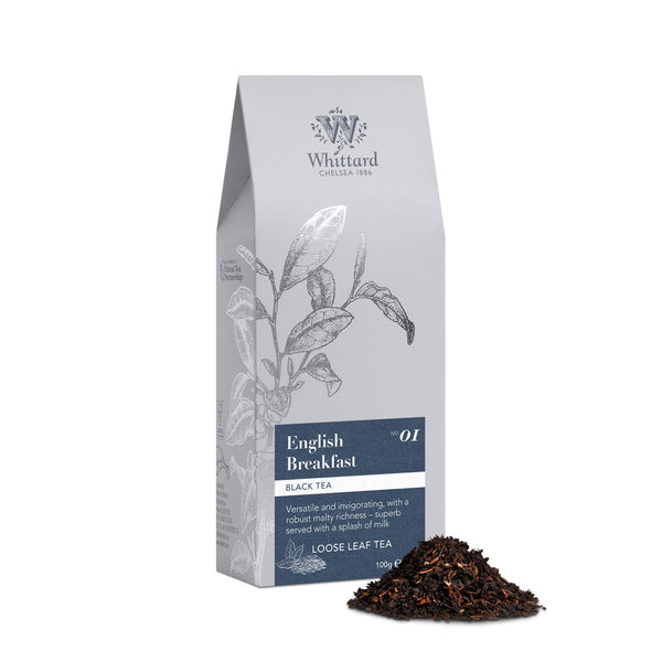 English Breakfast Loose Tea Pouch