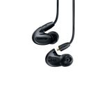 SE846 Sound-Isolating Earphones with Bluetooth 5.0 and Wired Accessory Cables (Black)