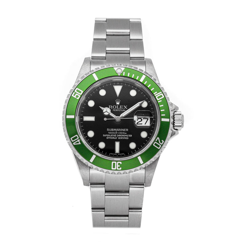 "Submariner ""Kermit"" 16610LV"