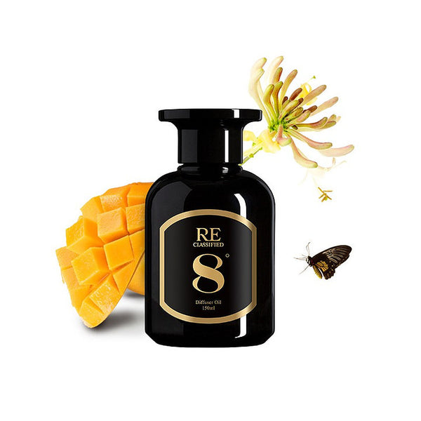 8° Reed Diffuser - Numerical Collection (150ml)