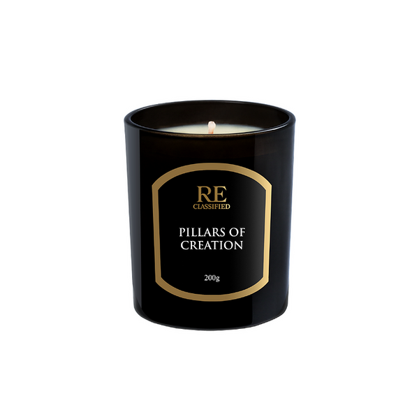 Pillars of Creation Scented Candle - Landmark Collection (200g)
