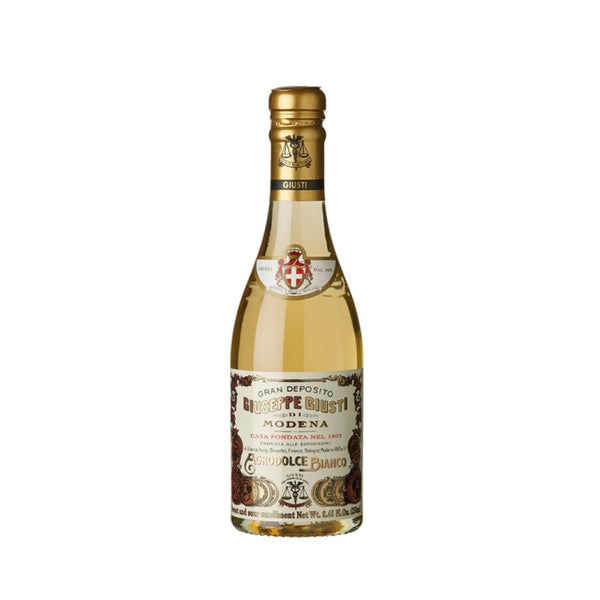 AGRODOLCE BIANCO CHAMPAGNOTTA 250ML
