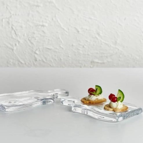 Amour Mini Serving Tray (Set of 2)