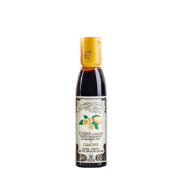 BALSAMIC VINEGAR GLAZE LEMON 150ML