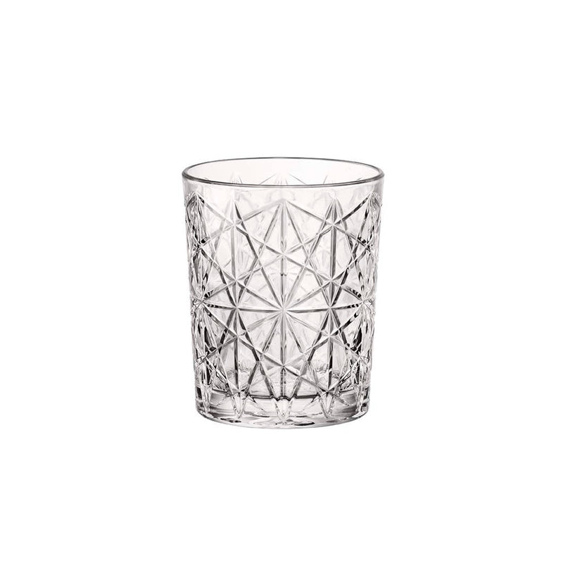 Bartender D.O.F Whisky Glass - (Set of 4)