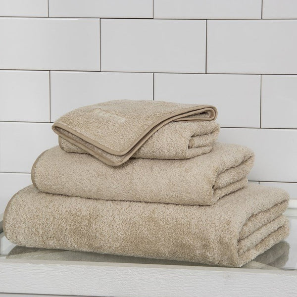 Savage Beige Unito Cotton Towel Series
