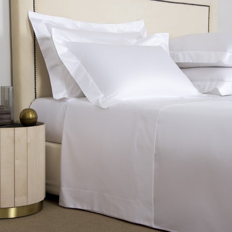 White Ultimate Giza 45 Duvet Cover Set