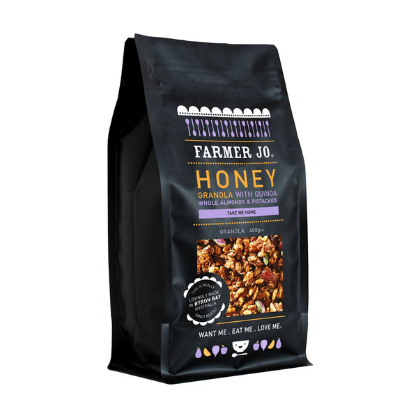 Honey Granola with Quinoa Granola - 400g