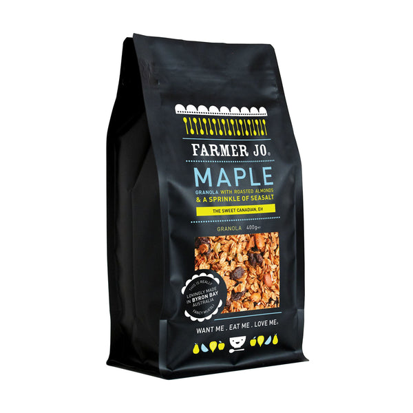 Maple Almond Granola - 400g