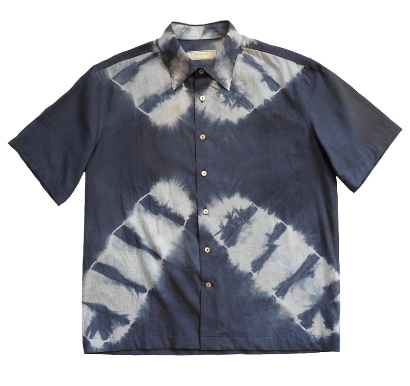 Shibori Short Sleeved Shirt