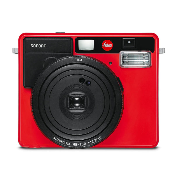 Sofort Red (Instant Camera)